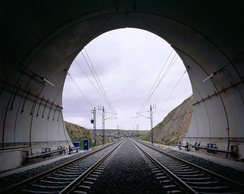 RAILROADS AND TUNNELS