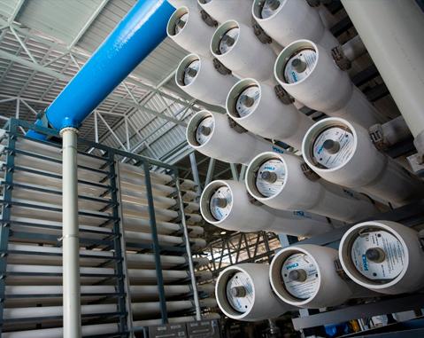 Torrevieja Desalination Plant