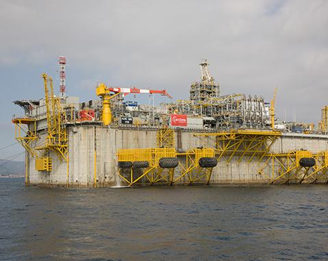 Adriatic LNG Terminal Caisson