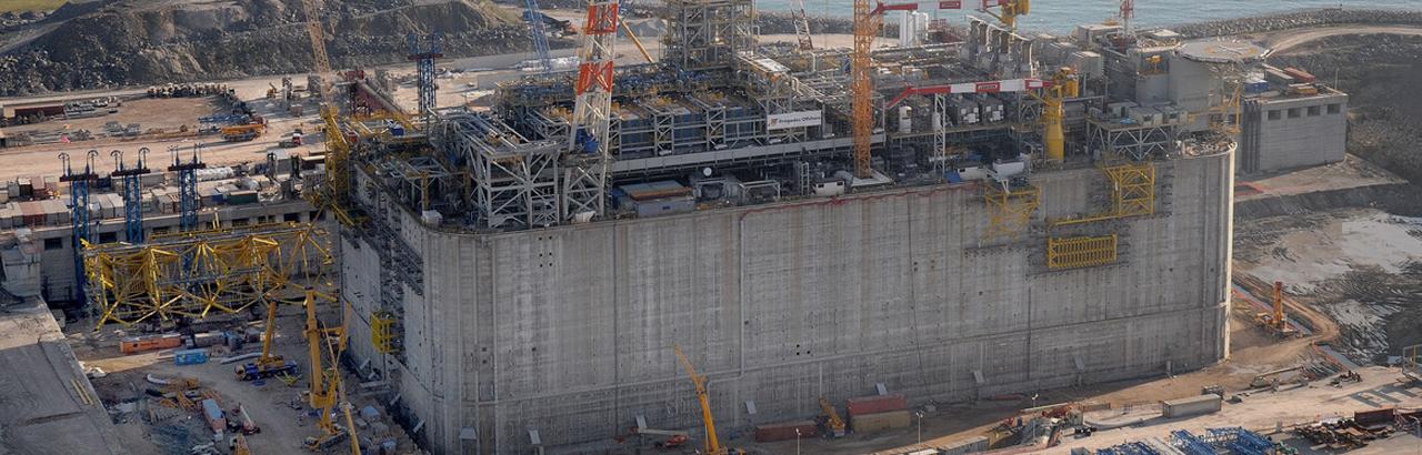 concrete caisson