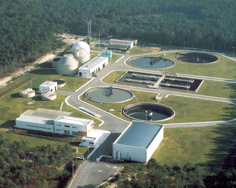 South WWTP
