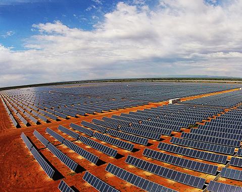 Sishen Solar Park