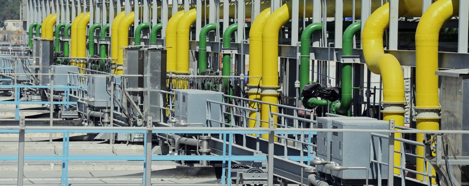 Atotonilco Wastewater Treatment Plant