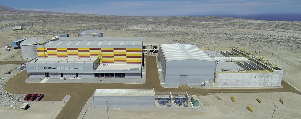 Copiapó Desalination Plant