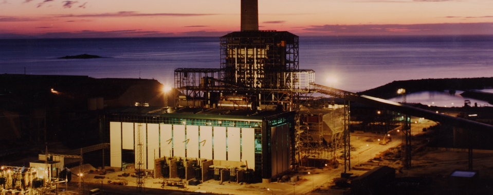 Carboneras Thermal Power Plant