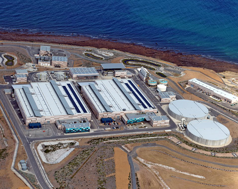 Adelaide Desalination Plant