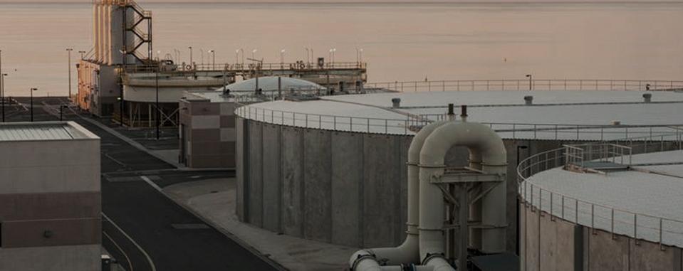 Adelaide Desalination Plant