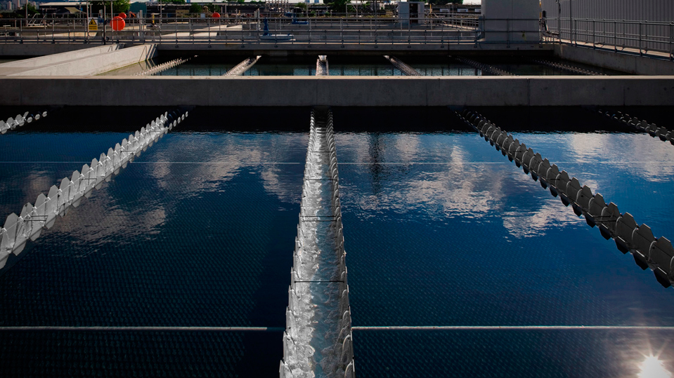 Beckton (London, UK) desal plant