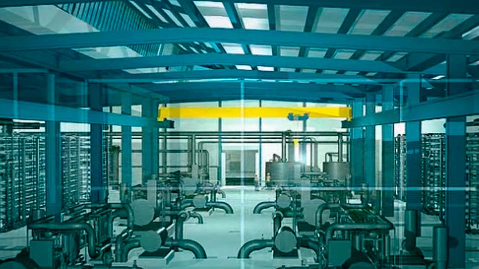 Adelaide Desalination Plant (Australia)