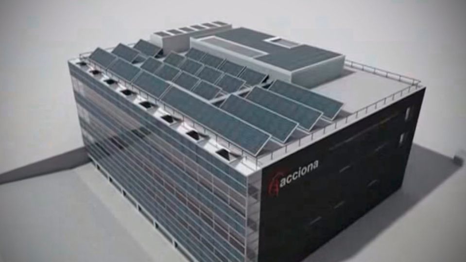 Sustainable Construction (ACCIONA)