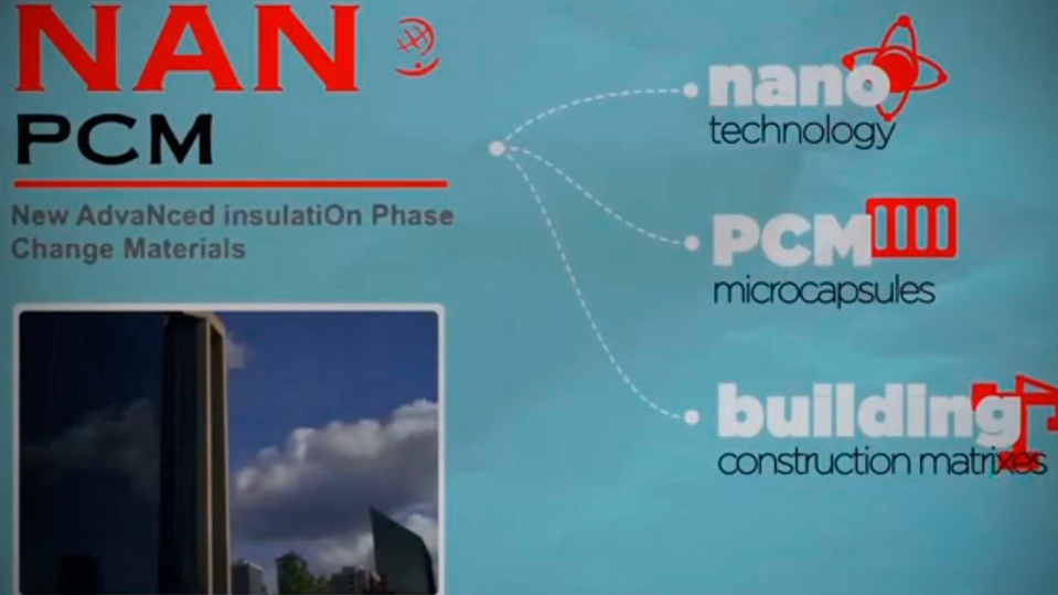 ACCIONA has successfully completed the NANOPCM project
