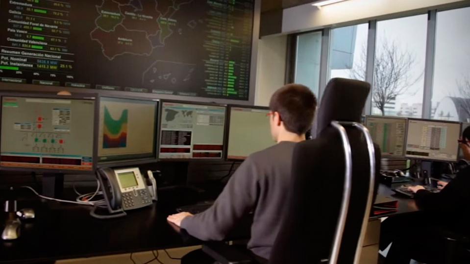 The Renewable Energy Control Centre of ACCIONA