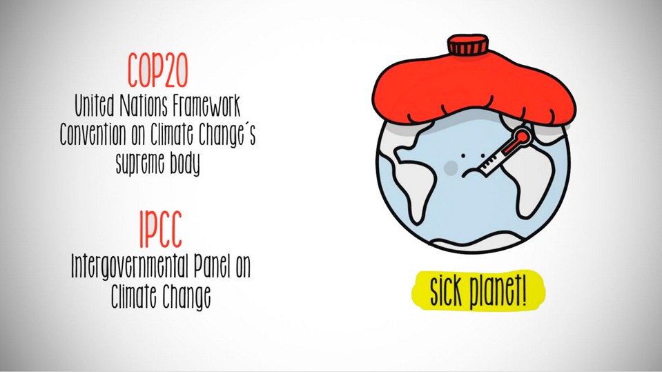 How does climate change affect the planet?   Sustainability