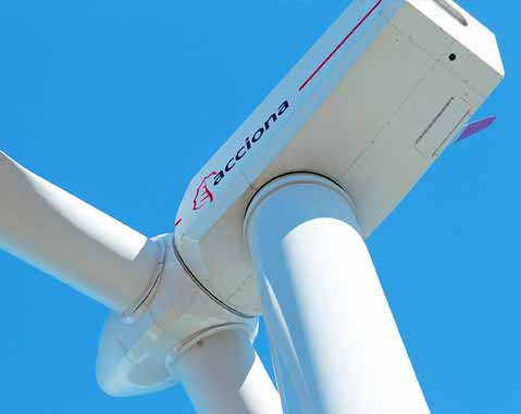 ACCIONA and Bank of America Merrill Lynch Complete Financing for San Roman Wind Farm in Texas