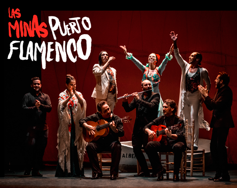 "Direct from Spain, ""Las Minas Puerto Flamenco"" performs one-night-only engagement in Chicago"