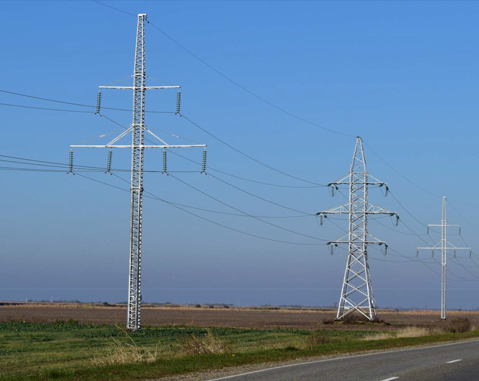 Empalme Power Plant Transmission Lines
