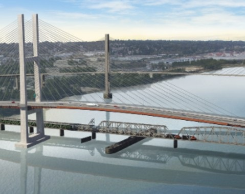 ACCIONA and AECON sign contract to build new Pattullo Bridge in Vancouver, BC