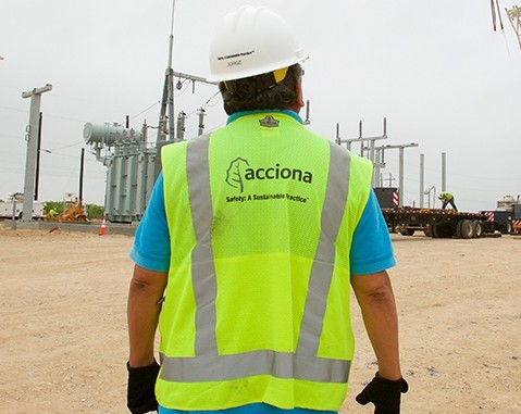Innovative safety training nets ACCIONA AWEA's Operational Excellence Award